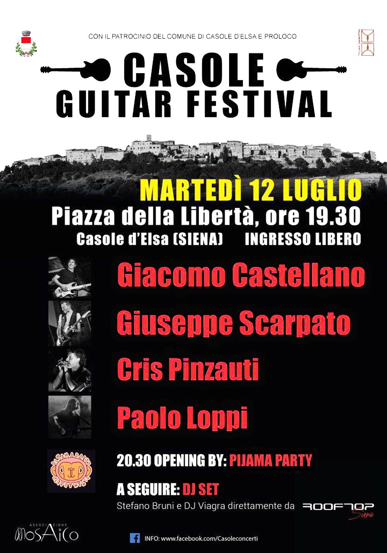 casole  guitar fest 2016
